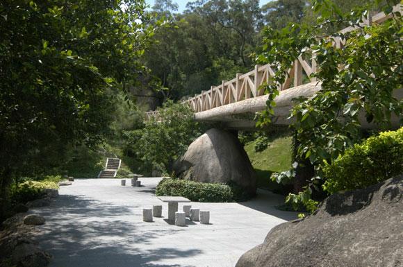 各具特色的桥